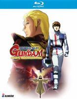 Cover image for Mobile suit gundam. Char's counterattack [videorecording (Blu-ray)].