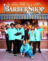 Cover image for Barbershop [videorecording (Blu-ray)]
