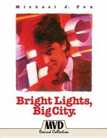 Cover image for Bright lights, big city [videorecording (Blu-ray)]