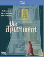 Cover image for The Apartment [videorecording (Blu-ray)]