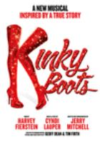 Cover image for Kinky boots [videorecording (DVD)]