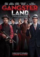 Cover image for Gangster Land [videorecording (DVD)]