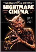 Cover image for Nightmare cinema [videorecording (DVD)]