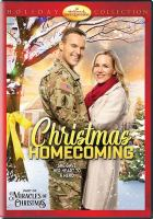 Cover image for Christmas homecoming [videorecording (DVD)]
