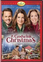 Cover image for A Godwink Christmas [videorecording (DVD)]