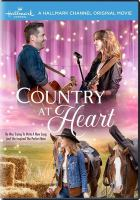 Cover image for Country at heart [videorecording (DVD)]