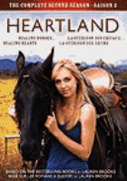 Cover image for Heartland. The complete second season [videorecording (DVD)]