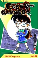 Cover image for Case closed. Volume 3