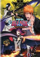 Cover image for Bleach the movie. Hell verse [videorecording (DVD)]