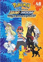 Cover image for Pokemon. Sun & moon ultra adventures [videorecording (DVD)].