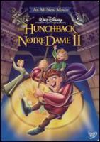 Cover image for The hunchback of Notre Dame II [videorecording (DVD)]