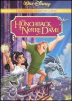 Cover image for The hunchback of Notre Dame [videorecording (DVD)]