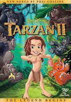 Cover image for Tarzan II [videorecording (DVD)
