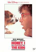 Cover image for Honey, I shrunk the kids [videorecording (DVD)]