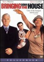 Cover image for Bringing down the house [videorecording (DVD)]