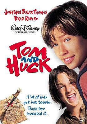 Cover image for Tom and Huck [videorecording (DVD)]