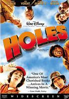 Cover image for Holes [videorecording (DVD)]