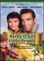 Cover image for Darby O'Gill and the little people [videorecording (DVD)]