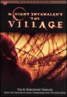 Cover image for The village [videorecording (DVD)]
