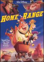 Cover image for Home on the range [videorecording (DVD)]