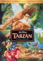 Cover image for Tarzan [videorecording (DVD)]