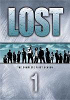 Cover image for Lost. The complete first season [videorecording (DVD)]