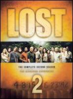 Cover image for Lost. The complete second season [videorecording (DVD)] : the extended experience
