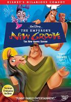 Cover image for The Emperor's new groove [videorecording (DVD)]