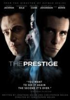 Cover image for The Prestige [videorecording (DVD)]