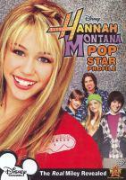 Cover image for Hannah Montana. Pop star profile [videorecording (DVD)]