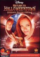 Cover image for Return to Halloweentown [videorecording (DVD)]
