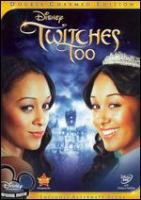 Cover image for Twitches too [videorecording (DVD)]