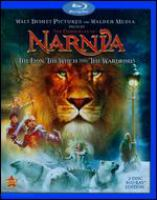 Cover image for The chronicles of Narnia. The lion, the witch and the wardrobe [videorecording (Blu-ray)]