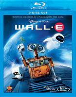 Cover image for WALL-E [videorecording (Blu-ray)]