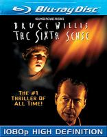 Cover image for The sixth sense [videorecording (Blu-ray)]