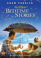 Cover image for Bedtime stories [videorecording (DVD)]
