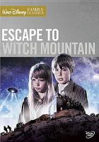 Cover image for Escape to Witch Mountain [videorecording (DVD)]