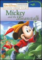Cover image for Mickey and the beanstalk [videorecording (DVD)].