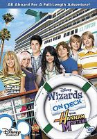 Cover image for Wizards on Deck with Hannah Montana [videorecording (DVD)].