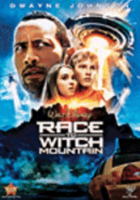Cover image for Race to Witch Mountain [videorecording (DVD)]