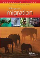 Cover image for Disneynature. Migration [videorecording (DVD)]