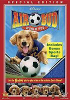 Cover image for Air Bud [videorecording (DVD)] : world pup