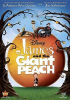Cover image for James and the giant peach [videorecording (DVD)]