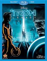 Cover image for Tron [videorecording (Blu-ray)] : legacy.