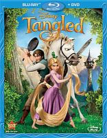 Cover image for Tangled [videorecording (Blu-ray)]