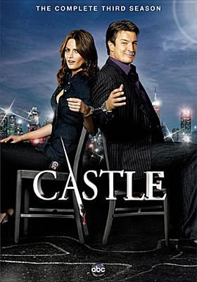 Cover image for Castle. The complete third season [videorecording (DVD)]
