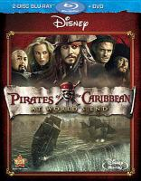 Cover image for Pirates of the Caribbean, at world's end [videorecording (Blu-ray)]