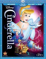 Cover image for Cinderella [videorecording (Blu-ray)].