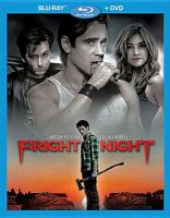 Cover image for Fright night [videorecording (Blu-ray)]