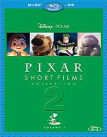 Cover image for Pixar short films collection. Volume 2 [videorecording (Blu-ray)].